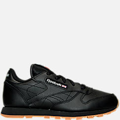 7fcd54dfdf358 Boys  Little Kids  Reebok Classic Leather Casual Shoes