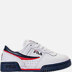 Little Kids' Fila Original Fitness Casual Shoes