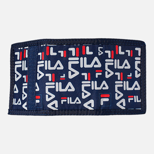Alternate view of Fila Allover Print Wallet