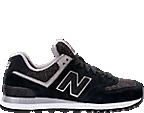 Women's New Balance 574 Winter Nights Casual Shoes