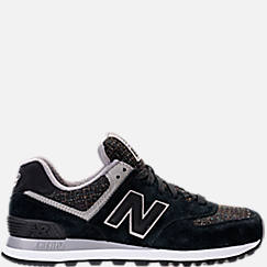Women's New Balance 574 Winter Nights Casual Shoes