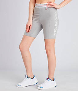 Women's Champion Power Cotton Bike Shorts