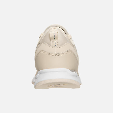 Back view of Women's New Balance 247 Casual Shoes in Bone/White