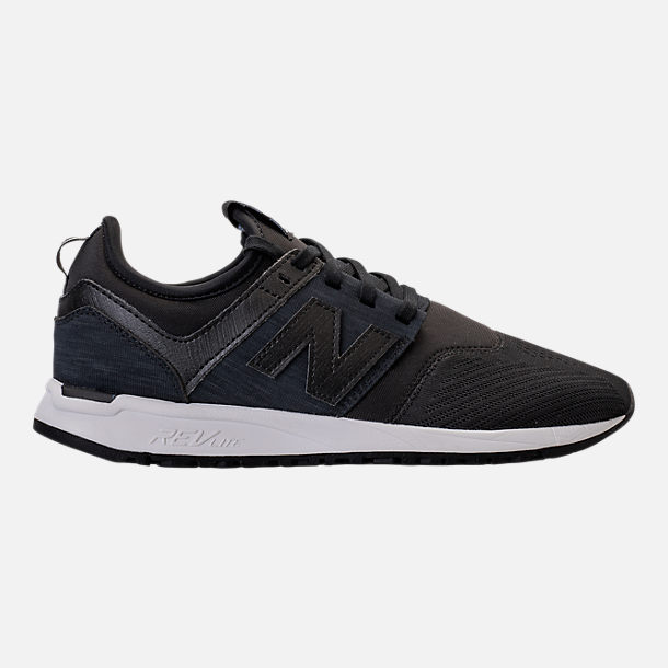 Right view of Women's New Balance 247 Mesh Casual Shoes in Mesh