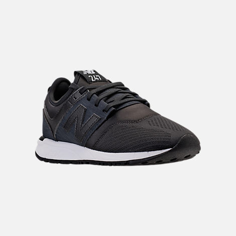 Three Quarter view of Women's New Balance 247 Mesh Casual Shoes in Mesh