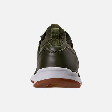 Back view of Women's New Balance 247 Decon Casual Shoes in Trench