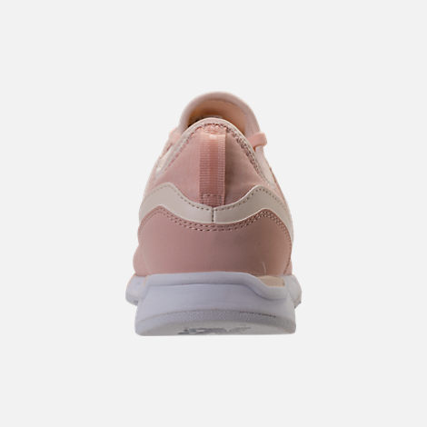 Back view of Women's New Balance 247 Casual Shoes in Cream Tan/Dew