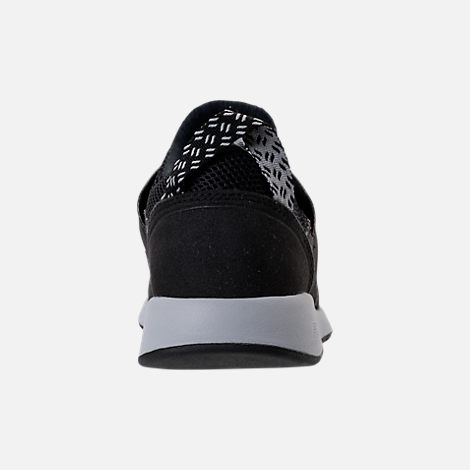 Back view of Women's New Balance 420 Slip-On Casual Shoes in Black