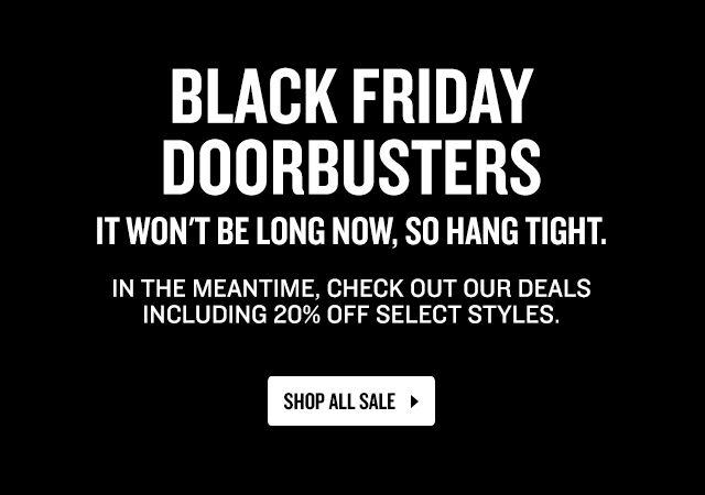 2016 Black Friday Sales