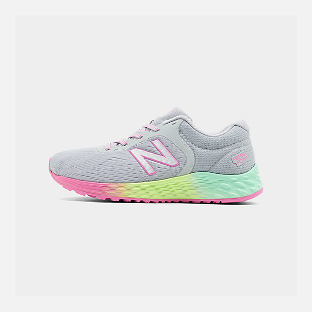 3485c1e26d Girls' Little Kids' New Balance Fresh Foam Arishi V2 Running Shoes