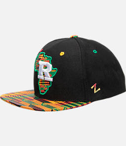 Zephyr Rutgers Scarlet Knights College Zukente Snapback Hat