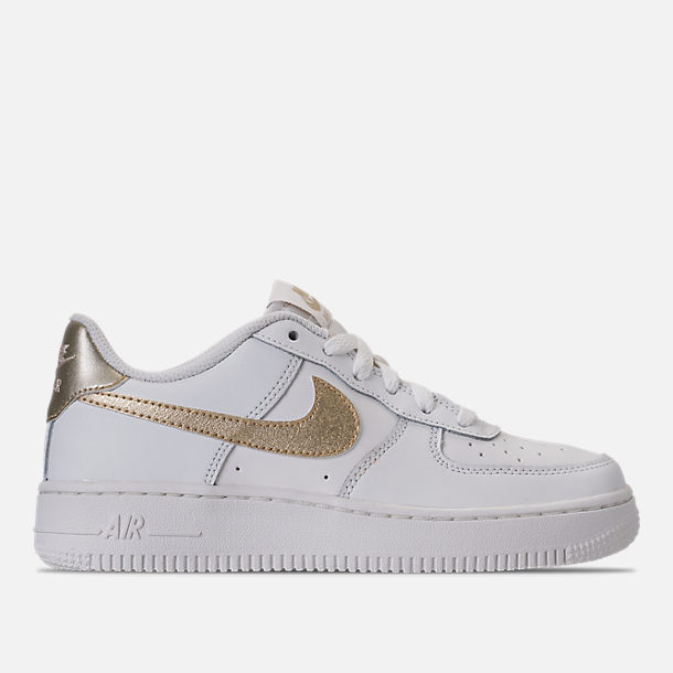 Boys Grade School Nike Air Force  Low Casual Shoes