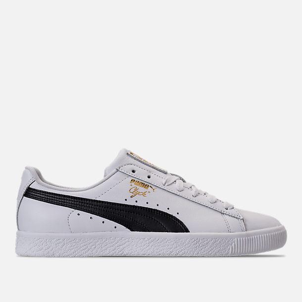 Women S Puma Clyde Core Foil Casual Shoes
