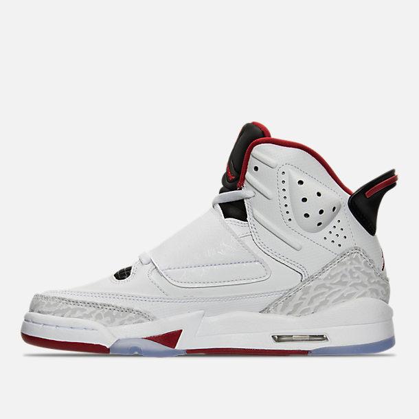 Jordan Kids Grade School Son Of Mars Basketball Shoes
