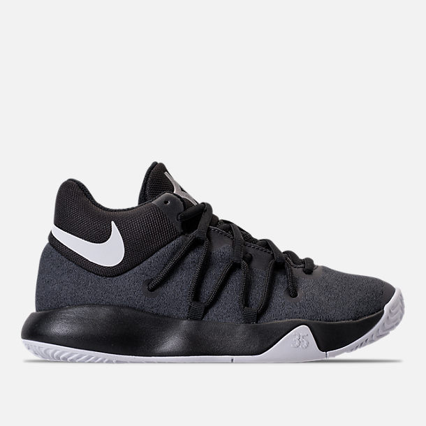 0364cdabfd0 Right view of Boys  Grade School Nike KD Trey 5 V Basketball Shoes in Black