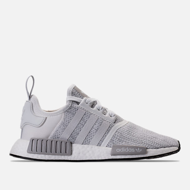 adidas shoe nmd white and black