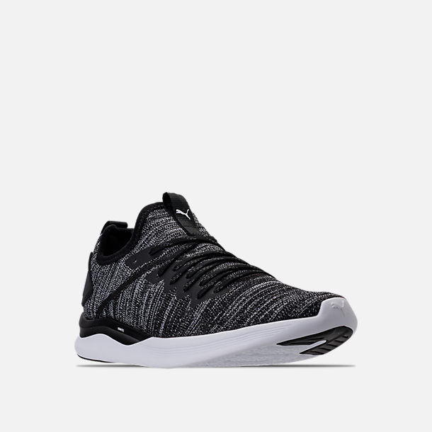 puma ignite flash evoknit herren
