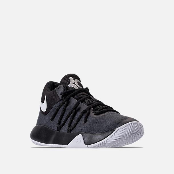 separation shoes c963d e6897 Three Quarter view of Boys  Grade School Nike KD Trey 5 V Basketball Shoes  in