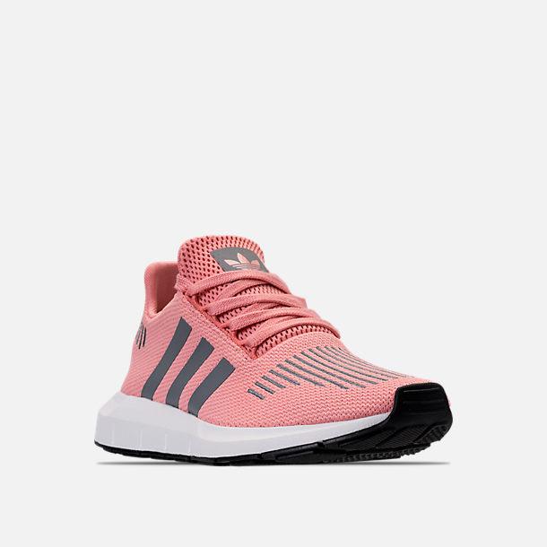 Adidas Com Pink And Tan Running Shoes