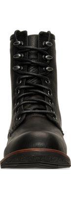 Front view of Men\u0027s Air Jordan 5 Retro Basketball Shoes in White/University  Red/