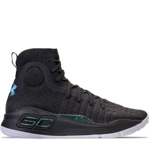 Boys' Grade School Under Armour Curry 4 Mid Basketball Shoes