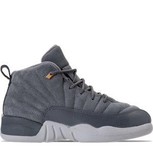 Boys' Preschool Air Jordan Retro 12 Basketball Shoes Product Image