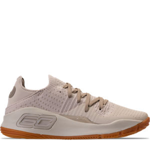 Boys' Grade School Under Armour Curry 4 Low Basketball Shoes Product Image
