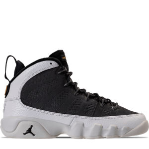 Boys' Grade School Air Jordan Retro 9 Basketball Shoes Product Image