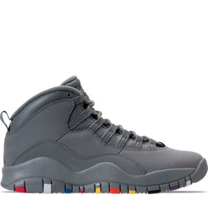 Men's Air Jordan 10 Retro Basketball Shoes Product Image