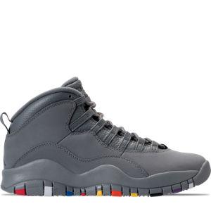Men's Air Jordan 10 Retro Basketball Shoes