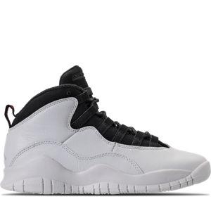 Boys' Grade School Air Jordan Retro 10 Basketball Shoes