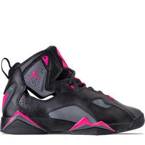 Girls' Grade School Jordan True Flight (3.5y-9.5y) Basketball Shoes Product Image