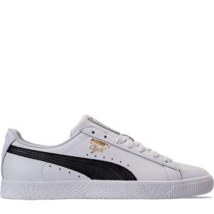 Women's Puma Clyde Core Foil Casual Shoes
