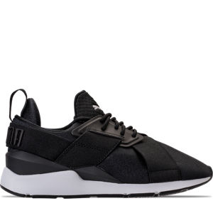 Women's Puma Muse Satin EP Casual Shoes Product Image