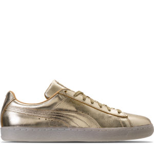 Men's Puma Suede 50th Gold Casual Shoes