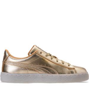 Girls' Preschool Puma Suede 50th Casual Shoes
