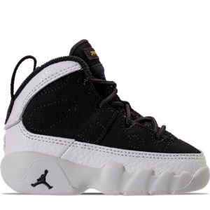 Boys' Toddler Air Jordan Retro 9 Basketball Shoes Product Image