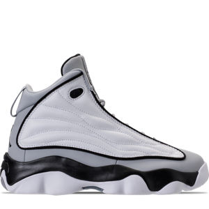 Boys' Grade School Air Jordan Pro Strong Basketball Shoes Product Image