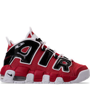 Boys' Grade School Nike Air More Uptempo Basketball Shoes Product Image