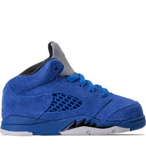 Boys' Toddler Air Jordan Retro 5 Basketball Shoes