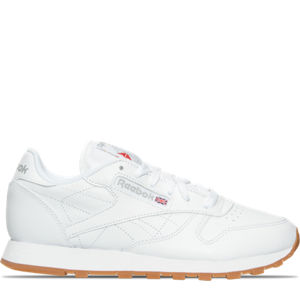 Women's Reebok Classic Leather Gum Casual Shoes Product Image