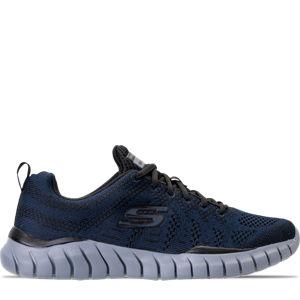 Men's Skechers Overhaul - Debbir Running Shoes