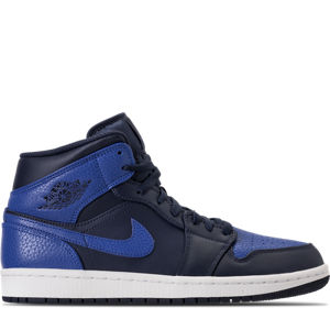Men's Air Jordan Retro 1 Mid Retro Basketball Shoes