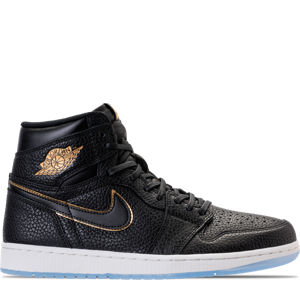 Men's Air Jordan Retro 1 High Basketball Shoes Product Image