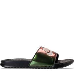 Women's Nike Benassi JDI Print Slide Sandals Product Image