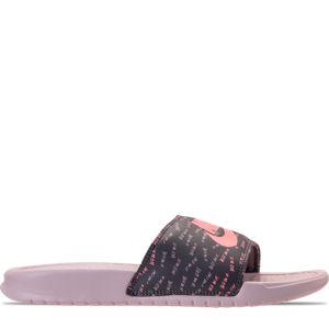 Women's Nike Benassi JDI Print Slide Sandals