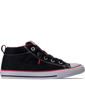 Boys' Grade School Converse Chuck Taylor Street Mid Casual Shoes