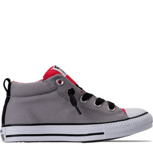 Boys' Preschool Converse Chuck Taylor Street Mid Casual Shoes Product Image