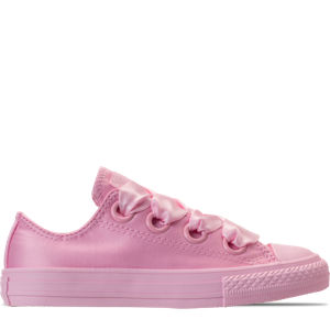 Girls' Preschool Converse Chuck Taylor All Star Big Eyelets Ox Casual Shoes
