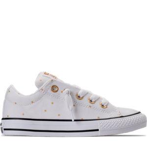Girls' Preschool Converse Chuck Taylor Street Ox Casual Shoes